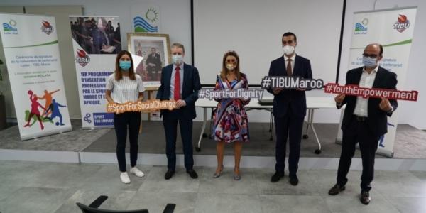 Lydec et TIBU Maroc s'allient pour promouvoir l'employabilité des jeunes