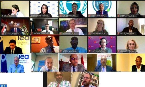 Le modèle marocain mis en avant lors d'un symposium sur la transition énergétique propre en Afrique du Nord