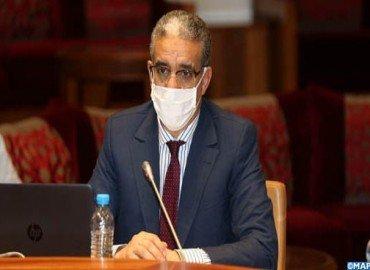 M. Rabbah souligne l'importance de la réhabilitation et de la restructuration du patrimoine minier