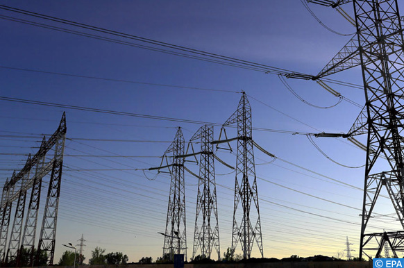 Énergie électrique : Repli de 6% de la production à fin août