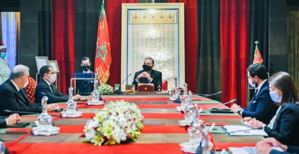 SM Le Roi Mohammed VI préside une séance de travail dédiée à la stratégie des énergies renouvelables