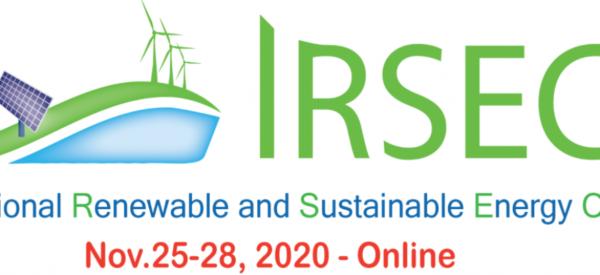 8è conférence internationale sur les énergies renouvelables Du 25 au 28 novembre 2020