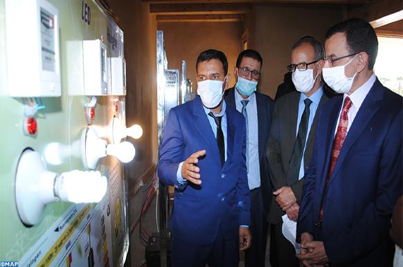 Tata : inauguration du Centre d'Information Energétique