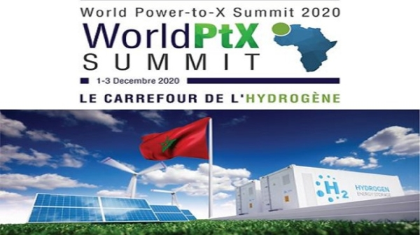 "Marrakech accueille le ""World Power-to-X Summit 2020"""