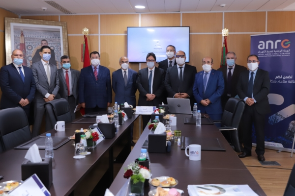 Tenue de la 2ème session du Conseil de l'Autorité Nationale de Régulation de l'Electricité