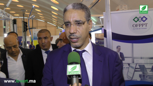 """Aziz Rabbah : """"Plusieurs objectifs accomplis sur la voie de l'émergence de la filiale hydrogène verte"""""""