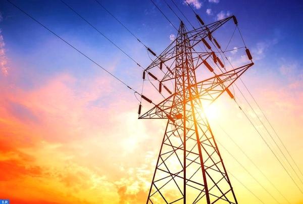 Énergie électrique : Repli de 4,5% de la production à fin octobre