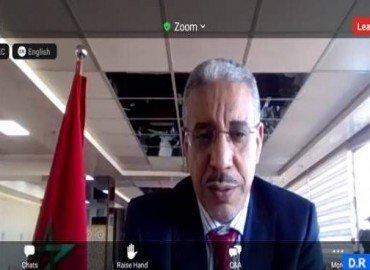 M. Rabbah met en avant les actions entreprises pour la promotion de l'efficacité énergétique