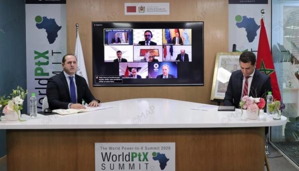 """Moulay Hafid Elalamy : """"Le Maroc dispose d'une industrie innovante en mesure d'utiliser une énergie renouvelable et compétitive"""""""