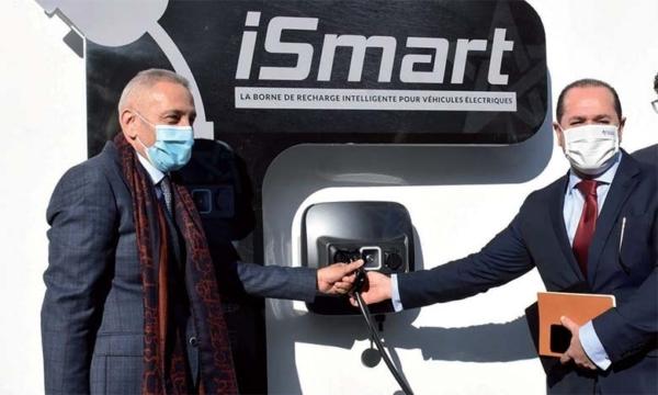 IRESEN : Première borne de recharge intelligente pour voitures électriques 100% marocaine