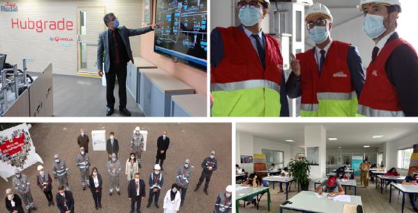 Veolia Maroc fait de l'innovation et de la formation des piliers de développement