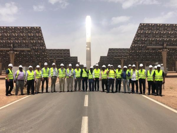 MEME-MASEN : Lancement de l'appel à projets de la première phase du programme solaire NOOR PV II-400 MW