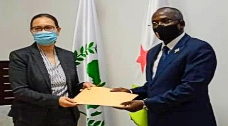 Entretien maroco-djiboutien sur la coopération dans le domaine des énergies renouvelables