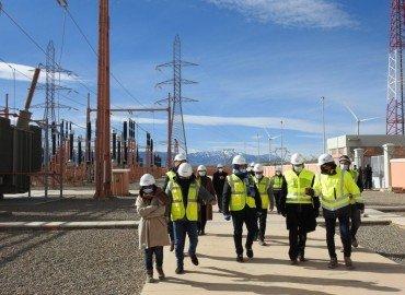 L'ONEE achève la construction du parc éolien de Midelt d'une capacité de 210 MW