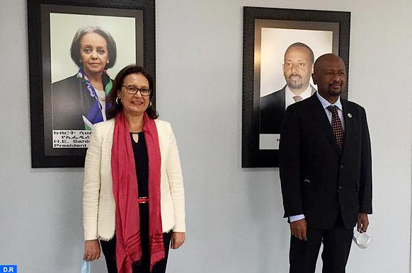 La coopération dans le domaine de l'énergie durable au centre d'un entretien maroco-éthiopien à Addis-Abeba