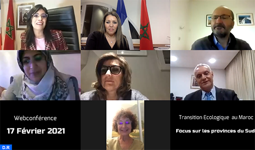 L'expérience du Maroc en matière de transition écologique présentée en Île de France avec un focus sur les provinces du Sud