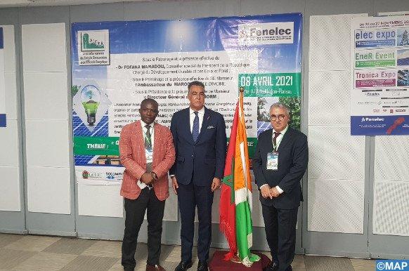 Les énergies renouvelables au cœur de la coopération Maroc-Côte d'ivoire