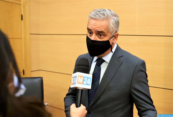 """M. Mouline : """"L'économie verte, un important gisement d'emplois pour la jeunesse"""""""