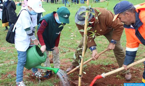 Problématique environnementale : Un engagement résolu du Maroc pour l'éducation au développement durable
